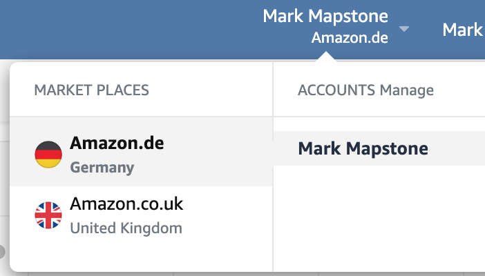 Amazon Ads in Germany, Italy, France, & Spain